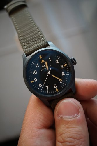 IWC Hodinkee Limited Edition