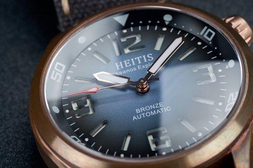 Heitis Okeanos Bronze 1