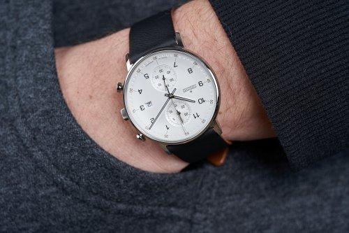 Junghans-Form-C-Chronoscope-Wrist-Shot-Hoodie