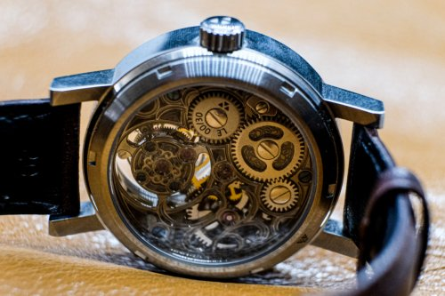Numeric Classic Skeleton GMT Tourbillon LE 2