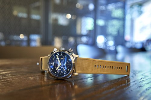 Spinnaker Hull Chronograph 12
