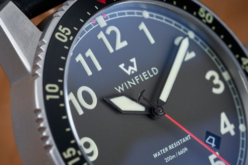 Winfield Mission Timer One MT1 7